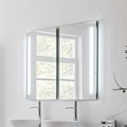 Monolite 2.0 AL352 | Miroirs muraux | Artelinea