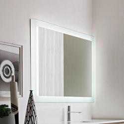 Monolite 2.0 AL354 | Wandspiegel | Artelinea