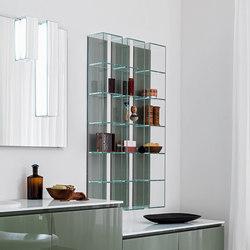 Monolite 2.0 AL355 | Bath shelving | Artelinea