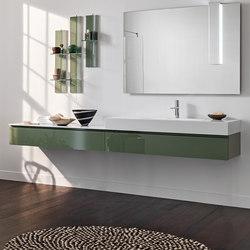 Monolite 2.0 AL506 | Mobili lavabo | Artelinea