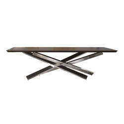 Mikado 72 Wood | Tables de repas | Reflex