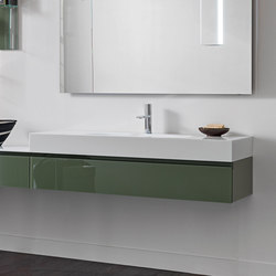 Monolite 2.0 AL506 | Wash basins | Artelinea