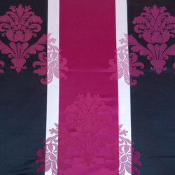 Minuet Ornament Stripe | Tejidos para cortinas | Rasch Contract