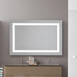 Monolite 2.0 AL509 | Bath mirrors | Artelinea