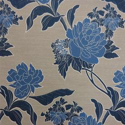 Montanara Blumen Allover | Tessuti tende | Rasch Contract