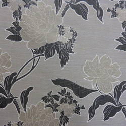 Montanara Blumen Allover | Curtain fabrics | Rasch Contract