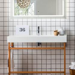 Regolo AL555 | Lavabos mueble | Artelinea