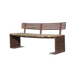 Manta banc | Exterior benches | CYRIA