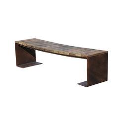 Manta banquette | Exterior benches | CYRIA