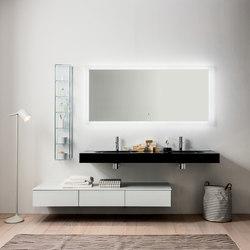 Regolo AL558 | Waschplätze | Artelinea
