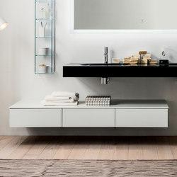 Regolo AL558 | Mobili lavabo | Artelinea