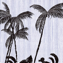 Miami Winter | Wall coverings / wallpapers | Wall&decò