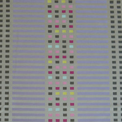 Pandora Stripe & Square | Curtain fabrics | Rasch Contract