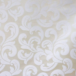 Pearl of Beauty Ornament | Curtain fabrics | Rasch Contract