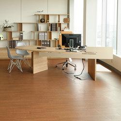 Curve Wood | Desk | Einzeltische | Jo-a