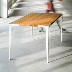 Hop | Table | Individual desks | Jo-a