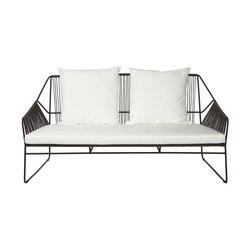 Sandur 2 Seater | Garden sofas | Oasiq