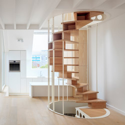 Olmo | Staircase | Holztreppen | Jo-a