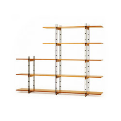 Hiji shelf | Scaffali | INCHfurniture