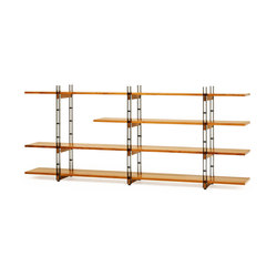 Hiji shelf | Shelving systems | INCHfurniture