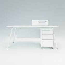 Vu Single office desk | Escritorios | Ergolain