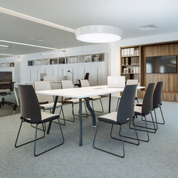 Vu Conference table | Conference tables | Ergolain