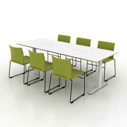 X-Ray Conference table | Tables de conférence | Ergolain