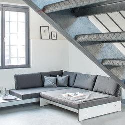Riva Superlounge | Garden sofas | Conmoto