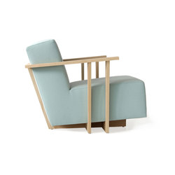 F2 Armchair | Fauteuils d'attente | Neil David