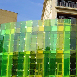 Vanceva | Glass Facades/Curtain Walls | Facade systems | Vanceva