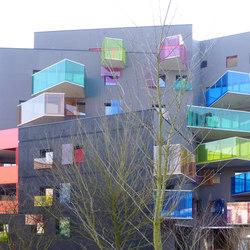 Vanceva | Balconies | Vitrages de balcons | Vanceva