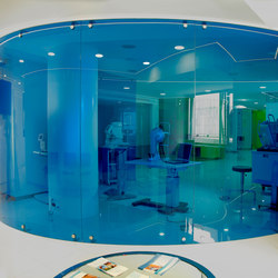 Vanceva | Glass Partitions | Pareti divisorie | Vanceva