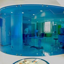 Vanceva   Glass Partitions   Wall partition systems   Vanceva