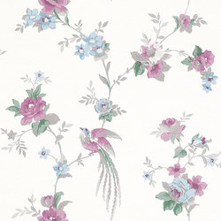 Sophie Charlotte 440607 | Wall coverings | Rasch Contract