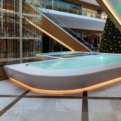 The Fountain | Shopfitting systems | AMOS DESIGN