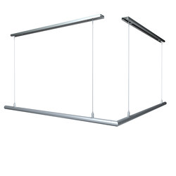 airjust® RETAIL S | Ceiling mounted coat racks | RaumForm33