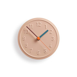Alu Alu wall clock | Orologi | Richard Lampert