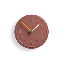 Alu Alu wall clock | Horloges | Lampert