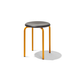 Tom stackable stool | Stools | Lampert