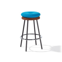 Big Tom bar stool | Taburetes de bar | Richard Lampert