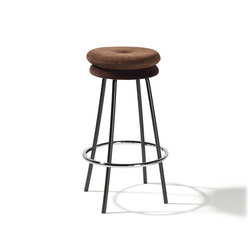 Big Tom bar stool | Tabourets de bar | Lampert