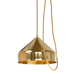 Lloop | brass polished | Iluminación general | Vij5