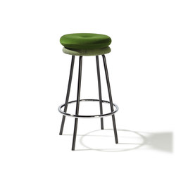 Big Tom bar stool | Taburetes de bar | Lampert