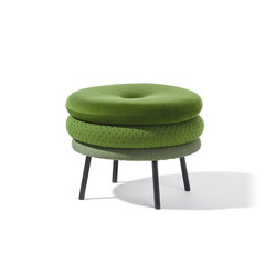 Little Tom stool | Pufs | Lampert