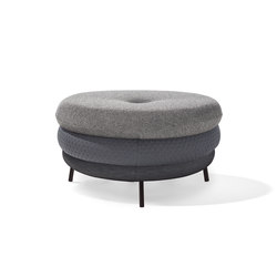 Fat Tom pouf | Poufs | Lampert