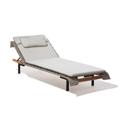 Dish's Island 850 | Sun loungers | Richard Lampert