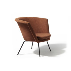 H 57 chair | Poltrone | Lampert