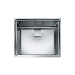 Centinox Sink CMX 210-50 Stainless Steel | Kitchen sinks | Franke Kitchen Systems