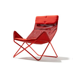 In-Out lounge chair outdoor | Poltrone da giardino | Lampert