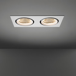 Marcel | Recessed ceiling lights | Modular Lighting Instruments
